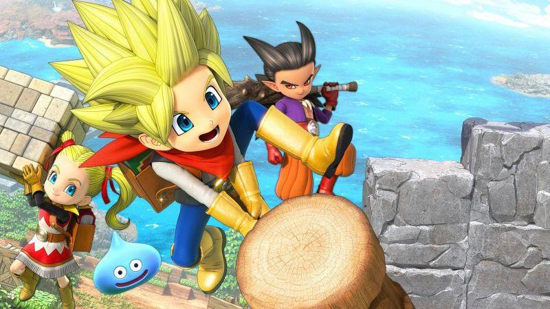 Dragon Quest Builders 2 trafi na konsole Xbox oraz do usługi Xbox Game Pass
