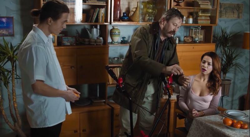 Fanatyk - rodzinny obiad u Gałeckich w nowym odcinku kontynuacji