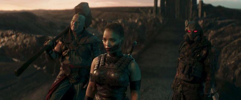 Mortal Kombat - nowe wideo o walkach. Kabal w akcji!