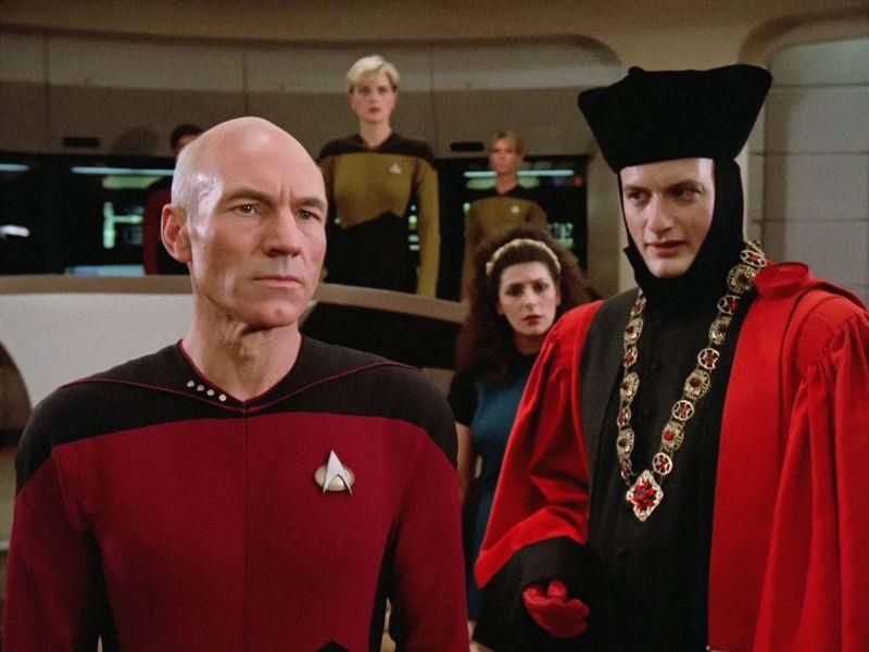 Star Trek: Picard - nowy teaser 2. sezonu. Legendarny Q powraca!