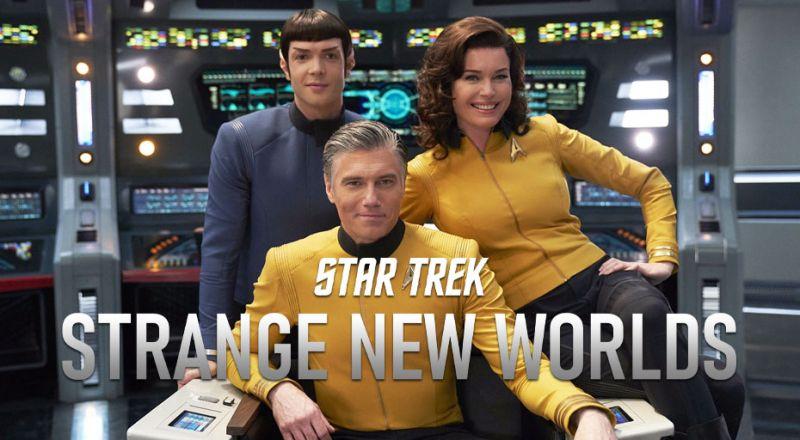 Star Trek: Strange New Worlds - u aktora gościnnej roli wykryto koronawirusa. Co z produkcją?