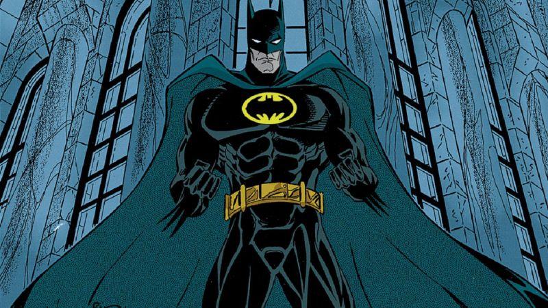 Jak uspokoić dziecko? Radzi sam Batman i sięga po przedziwny przedmiot z pasa