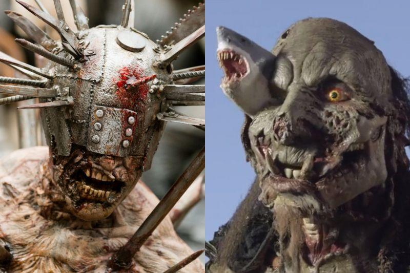 Najdziwniejsze i najobrzydliwsze zombie w popkulturze [GALERIA]