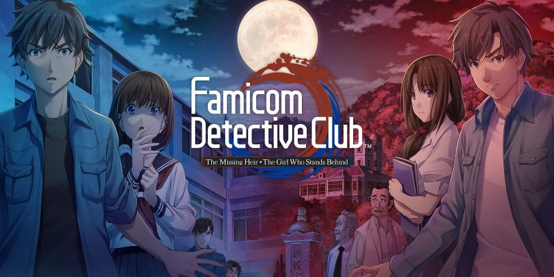 Famicom Detective Club: The Missing Heir & The Girl Who Stands Behind – recenzja gry