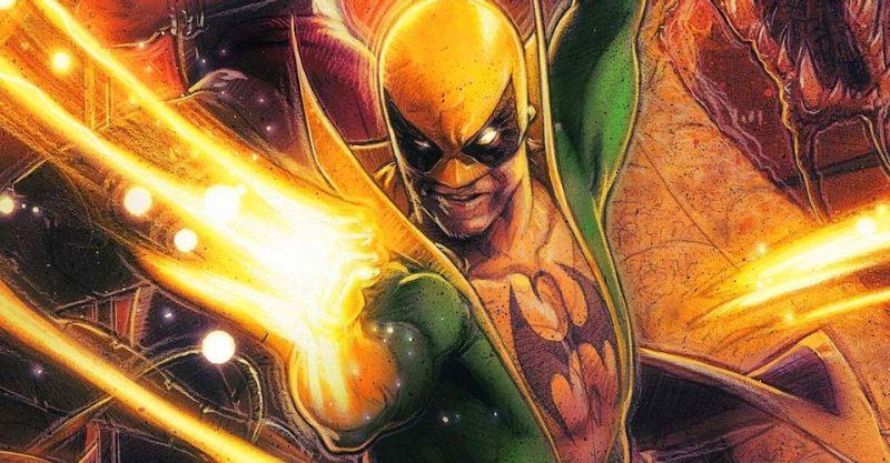 Iron Fist - bohaterka z MCU została Nieśmiertelną Bronią. Jest zaskoczenie
