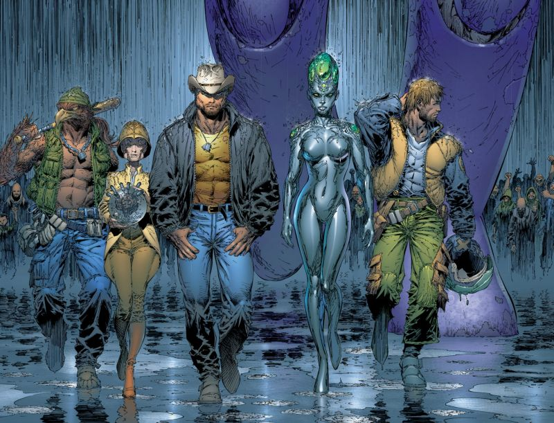 New X-Men. Tom 4: Planeta X - recenzja komiksu