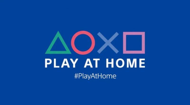 Play At Home - Sony rozdaje kolejne prezenty