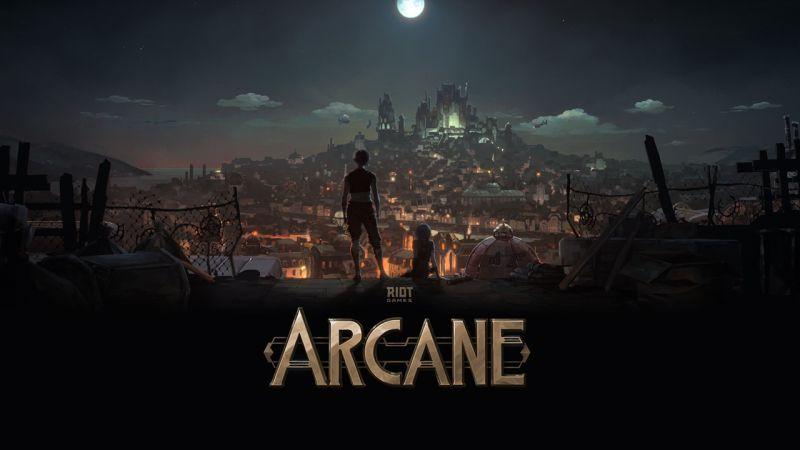 Arcane - teaser pierwszego serialu z uniwersum League of Legends. Zobaczcie wideo