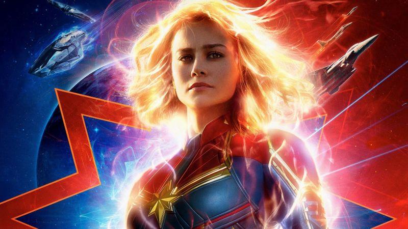 Kapitan Marvel - quiz dla fanów. Brie Larson rzuca wyzwanie, a Skrulle czekają na Twój wynik