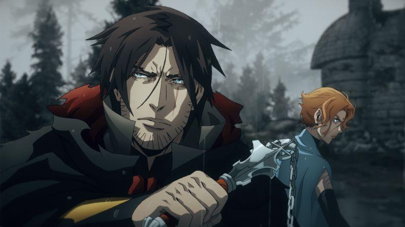 Castlevania - spin-off serialu ogłoszony! Kto będzie głównym bohaterem?