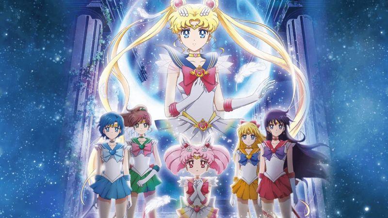 Sailor Moon Eternal - recenzja filmu