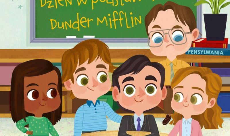 Dzień w podstawówce Dunder Mifflin, czyli The Office dla najmłodszych