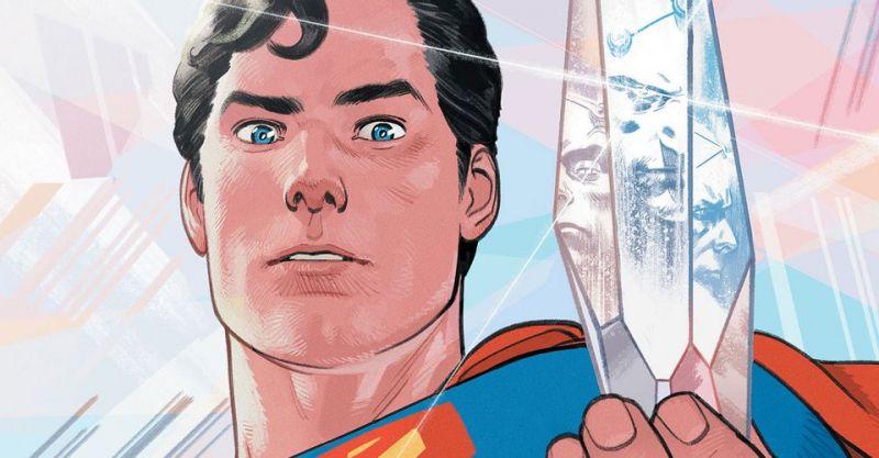 Superman '78 - osadzony w świecie filmu komiks pokaże Brainiaca. Wygląda jak David Bowie