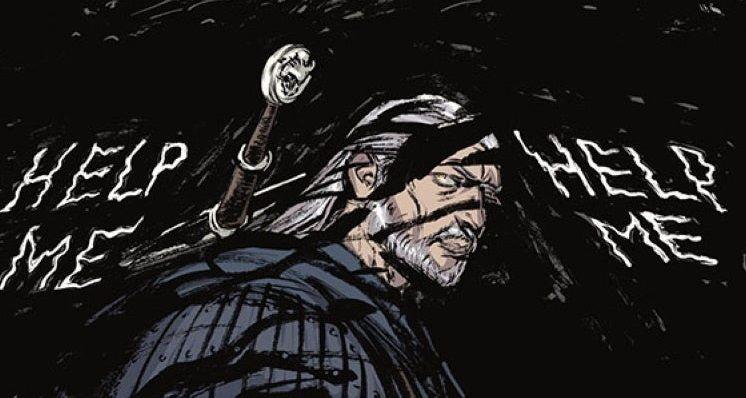 Wiedźmin - tak prezentuje się komiks The Witcher: Witch's Lament od Dark Horse