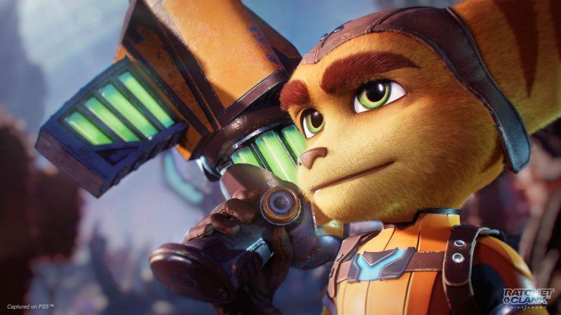 Ratchet & Clank: Rift Apart w 40 FPS na telewizorach 120 Hz. Zadebiutowała nowa aktualizacja