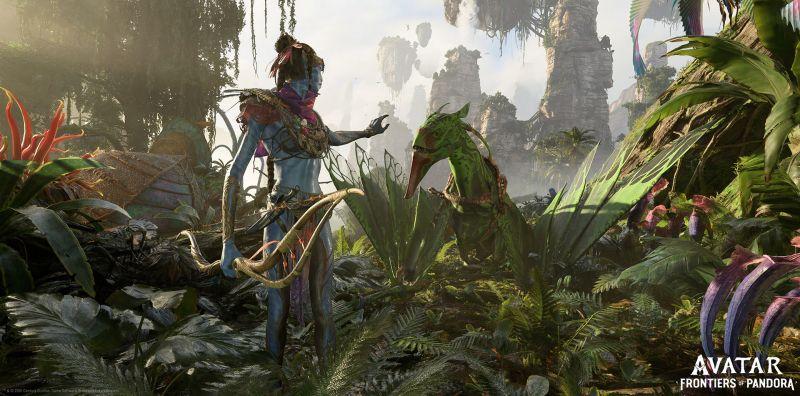 Avatar, Mario + Rabbids: Sparks of Hope i inne gry. Oto zwiastuny z Ubisoft Forward na E3 2021