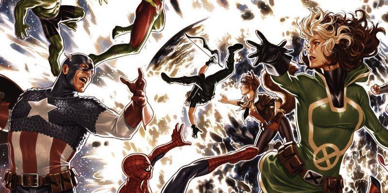 Avengers: Nie poddamy się - recenzja komiksu