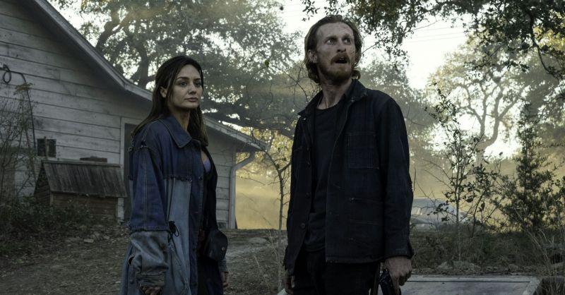 Fear the Walking Dead - pierwsze spojrzenie na nuklearną apokalipsę w 7. sezonie