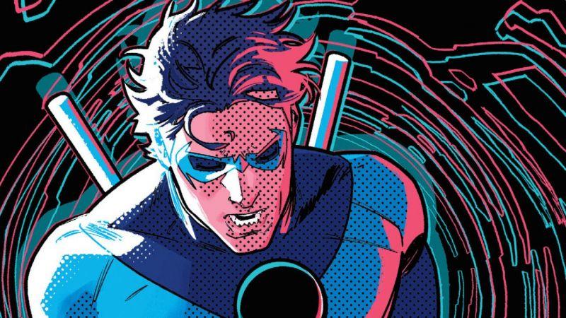 Nightwing - wielka zmiana genezy Dicka Graysona. Ten twist fabularny zaskakuje