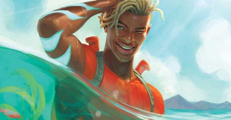 Liga Sprawiedliwości w wersji queer i homoseksualny Aquaman. DC promuje LGBTQ