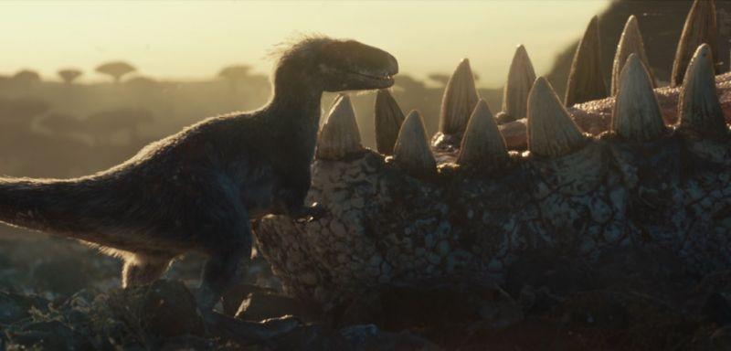 Jurassic World: Dominion - wyciekły zdjęcia z prologu wyświetlanego w kinach IMAX