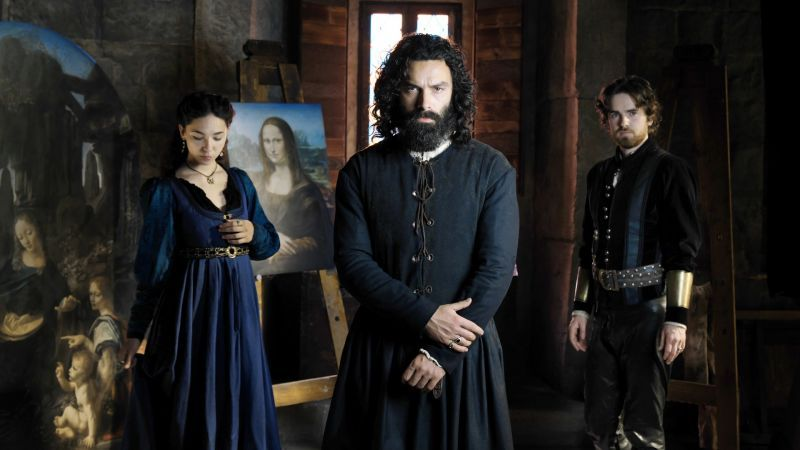 Leonardo: sezon 1, odcinek 1 i 2 - recenzja