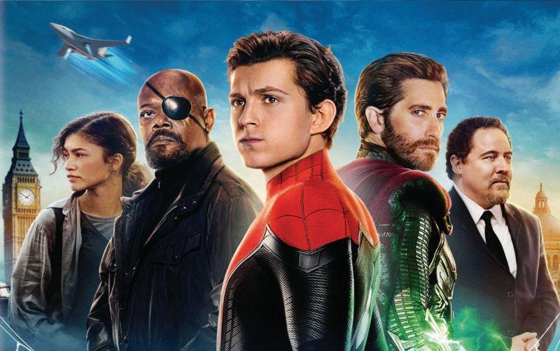 Spider-Man: Daleko od domu - quiz. Daj się porwać w sieć Pajączka