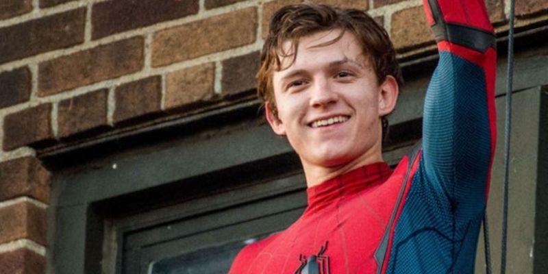 Spider-Man: Tom Holland chciał zagrać w scenie seksu? Sam ją wymyślił
