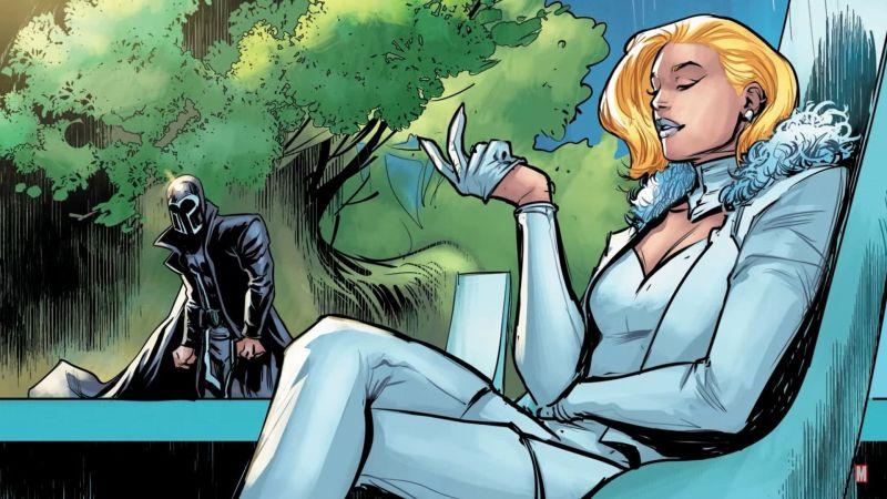 Emma Frost zdetronizuje Profesora X i Magneto. Wrócą też wszystkie wersje Kapitan Marvel