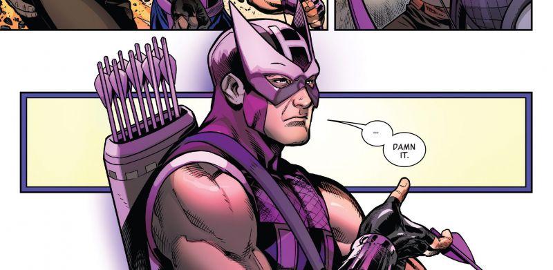"""Hawkeye ambasadorem Thora. Bezcenna reakcja 10 światów: """"Meh""""; """"Punisher był zajęty?"""""""
