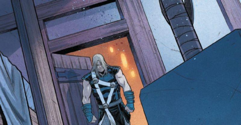 Marvel - Thor nie może podnieść Mjolnira. Za to Wasz ukochany [SPOILER] zrobi to bez wysiłku