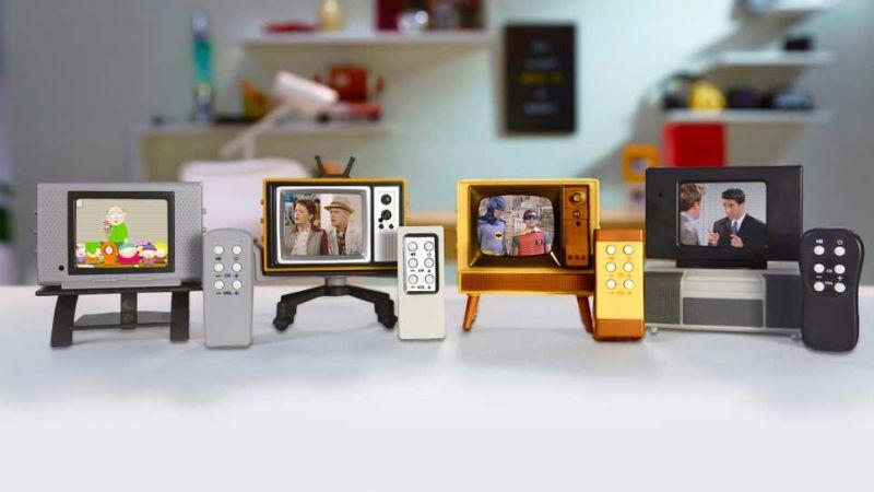 This Tiny TV - kultowe filmy i seriale przeniesione na (bardzo) mały ekran