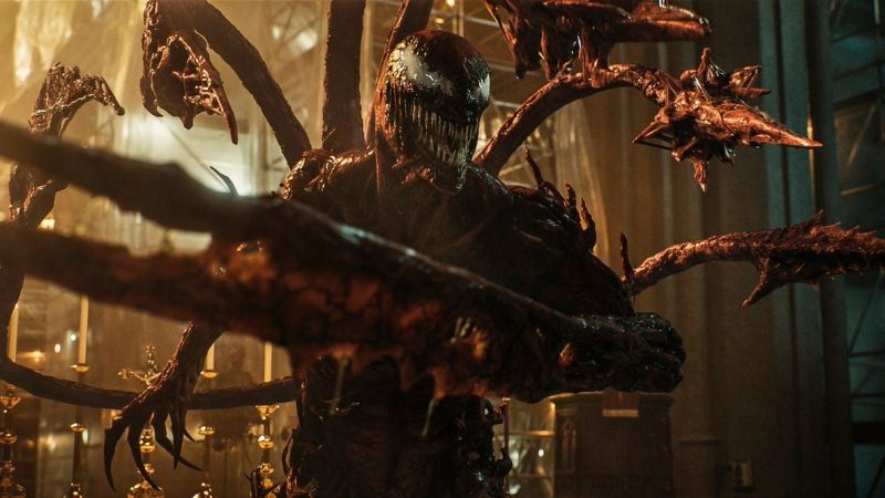 Venom 2 - antybohater kontra Carnage na nowych plakatach promujących film