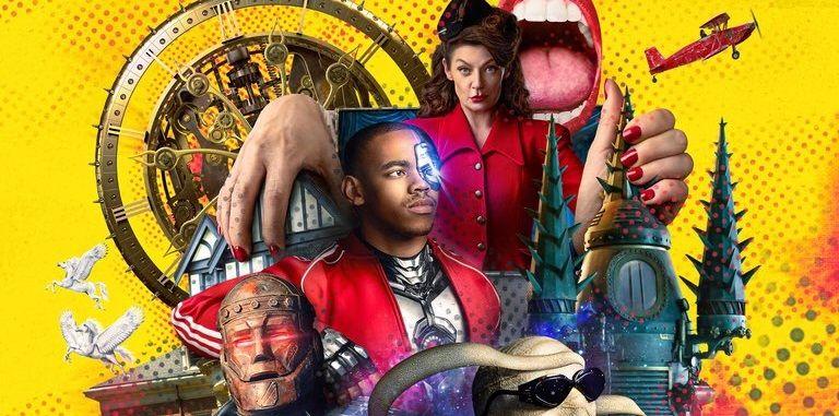 Doom Patrol - finałowy zwiastun serialu HBO Max i DC. Madame Rouge w akcji