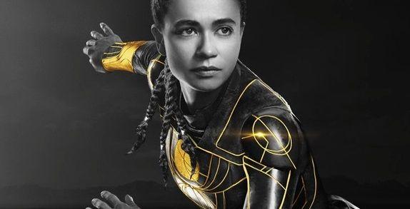 Eternals - głucha aktorka Lauren Ridloff o pokonywaniu barier. Nowe zdjęcie