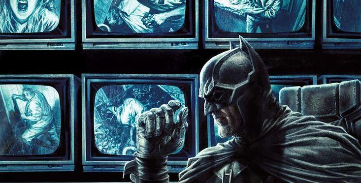 DC pokazuje nowego wroga Batmana - oto Abyss. Szykuje się też kolejny event, Shadows of the Bat