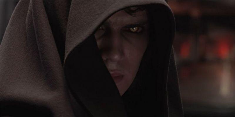 Gwiezdne wojny: fan wyobraża sobie Jasną Stronę Anakina Skywalkera. Stworzył specjalną grafikę