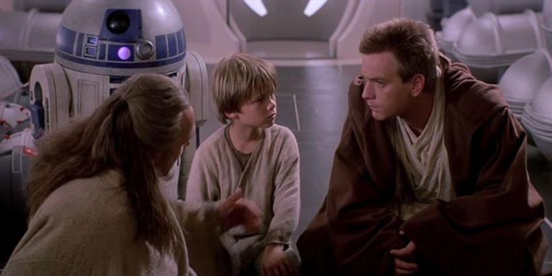 Gwiezdne wojny: kto z oryginalnej produkcji płakał, że Mroczne widmo było złe?