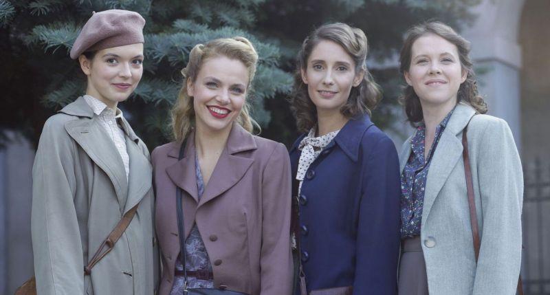 Wojenne dziewczyny - zdjęcia z 4. sezonu. Kiedy premiera nowej serii serialu TVP?