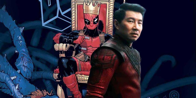 Shang-Chi - film otwiera Deadpoolowi drzwi do MCU? W to powiązanie aż trudno uwierzyć