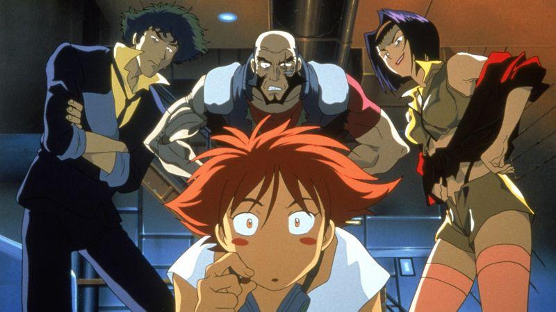 Cowboy Bebop online - serial anime w VOD. Już oficjalnie