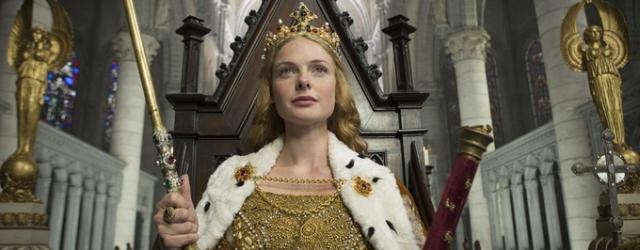 Początek gry o brytyjski tron