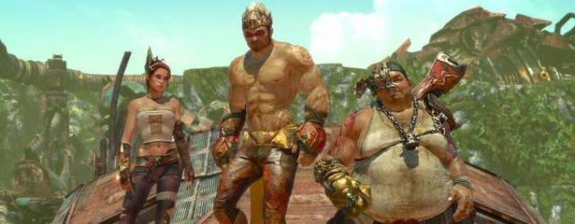 """Zwiastun PC-towej wersji """"Enslaved: Odyssey to the West"""""""
