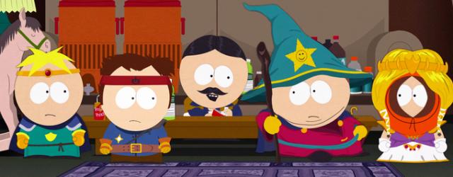 "Pierdzący teaser ""South Park: The Stick of Truth"""