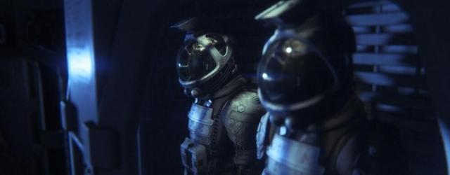 "Pierwsze screeny z ""Alien: Isolation""?"
