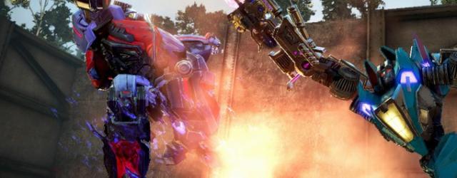 """Eskalacja w nowym zwiastunie """"Transformers: Rise of the Dark Spark"""""""