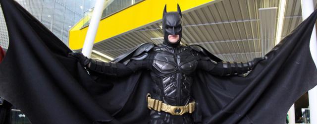 Nowa gra z Batmanem w roli głównej będzie grywalna na Comic-Conie