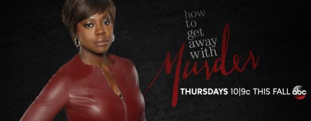"""Viola Davis na plakacie z """"How to Get Away With Murder"""""""