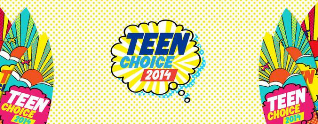 Teen Choice Awards 2014 – zwycięzcy w kategoriach telewizyjnych