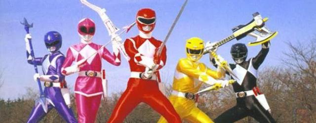 "Data premiery ""Power Rangers"""